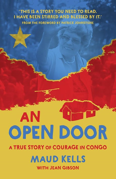 Open Door, An (Hard Cover)