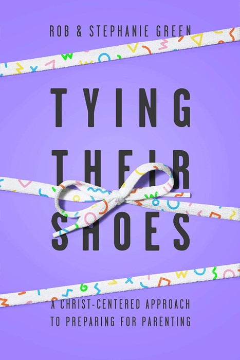 Tying Their Shoes (Paperback)
