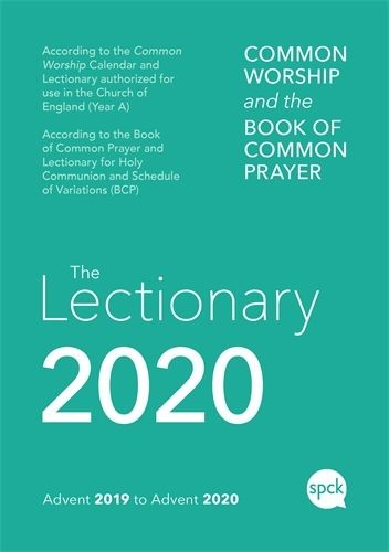 Common Worship Lectionary and BCP 2020 (Paperback)