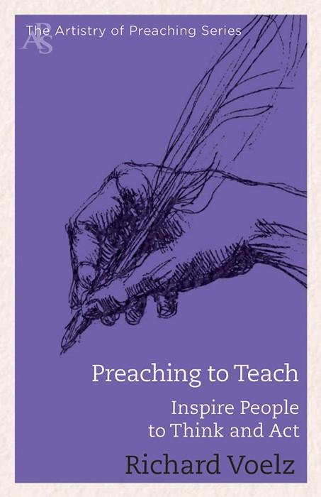Preaching To Teach (Paperback)