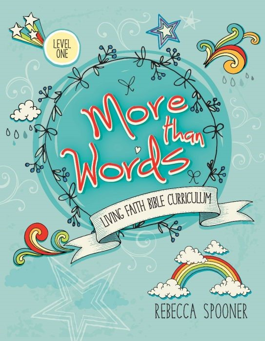 More Than Words, Level 1 (Paperback)