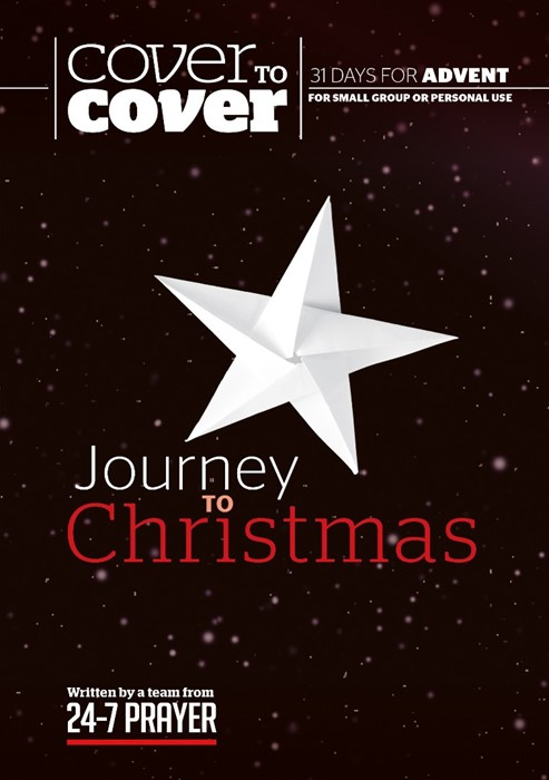Cover to Cover: Journey to Christmas (Paperback)