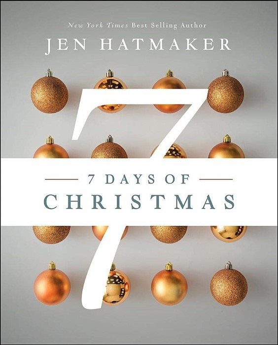 7 Days Of Christmas (Hard Cover)
