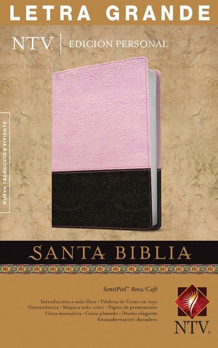 Santa Biblia NTV, Edición personal, letra grande (Imitation Leather)