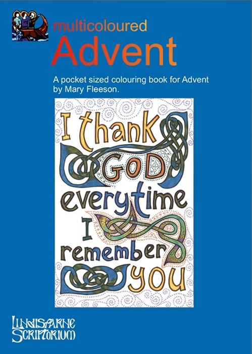 Multicoloured Advent (Paperback)