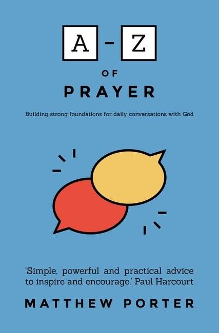 A-Z of Prayer (Paperback)