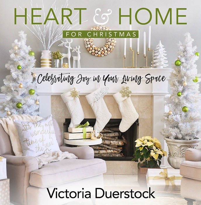 Heart & Home for Christmas (Hard Cover)