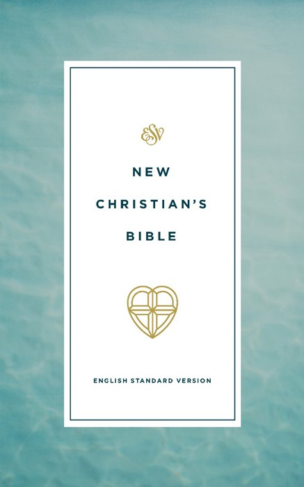 ESV New Christian's Bible (Hard Cover)