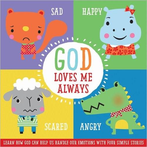 God Loves Me Always (Paperback)
