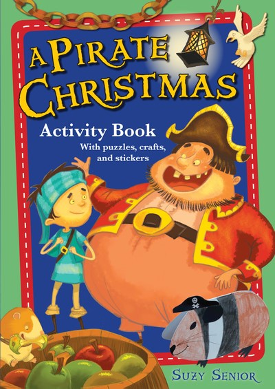 Pirate Christmas Activity Book, A (Paperback)