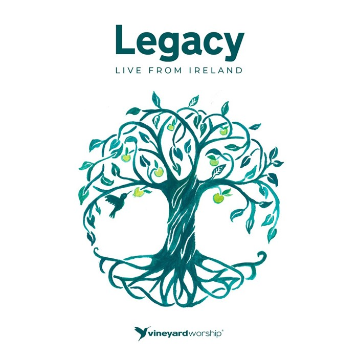 Legacy - Live From Ireland CD (CD-Audio)