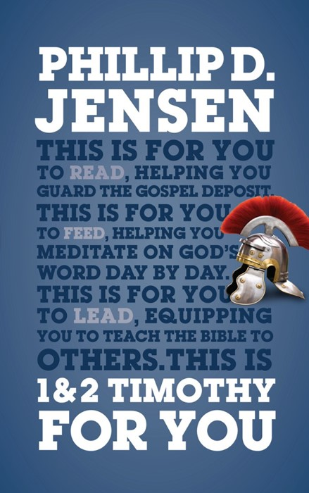 1 & 2 Timothy For You (Paperback)