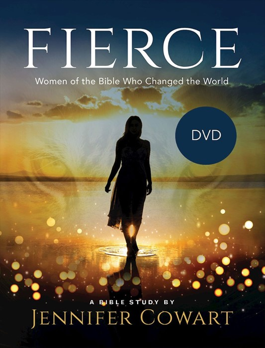 Fierce - Women's Bible Study DVD (DVD)
