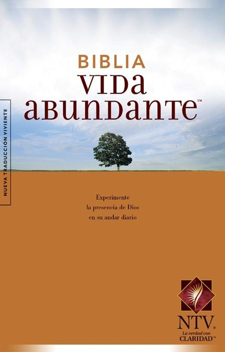 NTV Biblia Vida Abundante Spanish