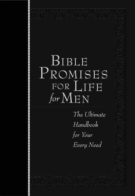 Bible Promises for Life for Men (Imitation Leather)