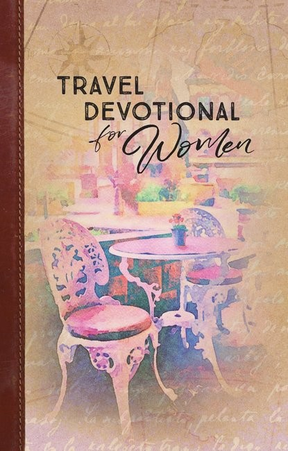 Travel Devotional for Women (Imitation Leather)