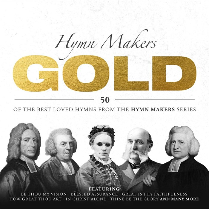 Hymn Makers Gold CD (CD-Audio)