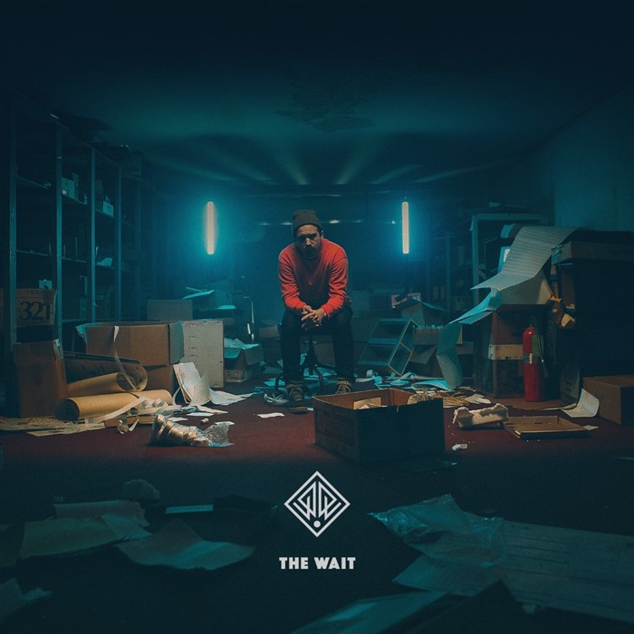 The Wait CD (CD-Audio)