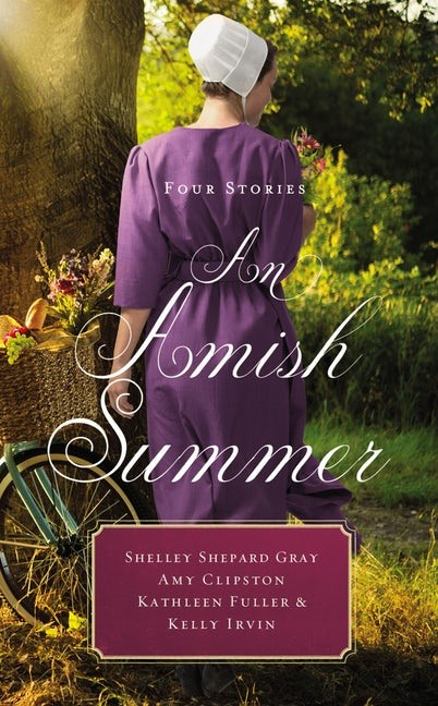 Amish Summer, An (Paperback)