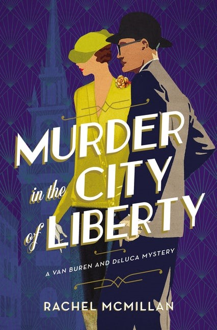 Murder in the City of Liberty (Paperback)