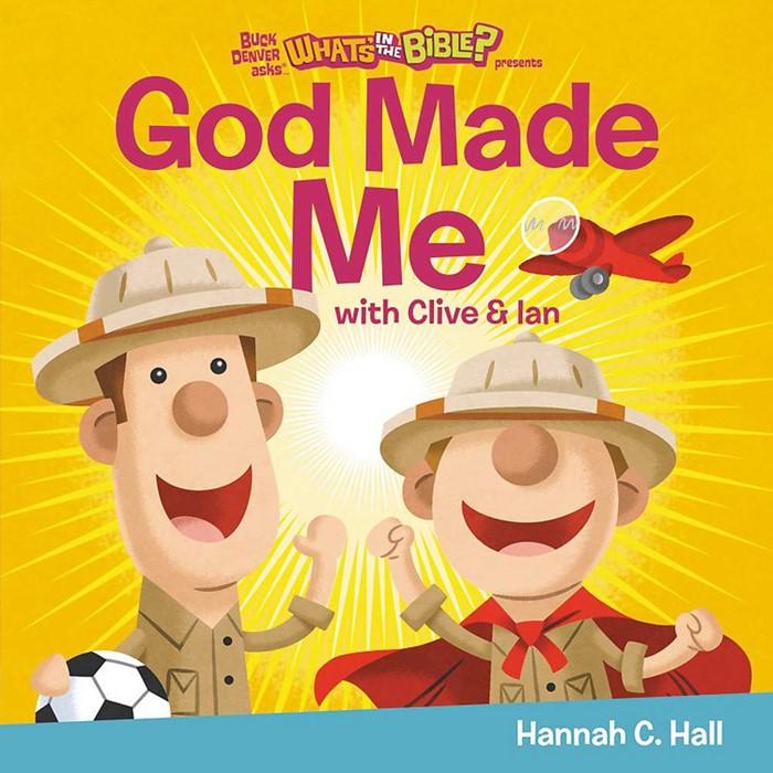 God Made Me (Hard Cover)