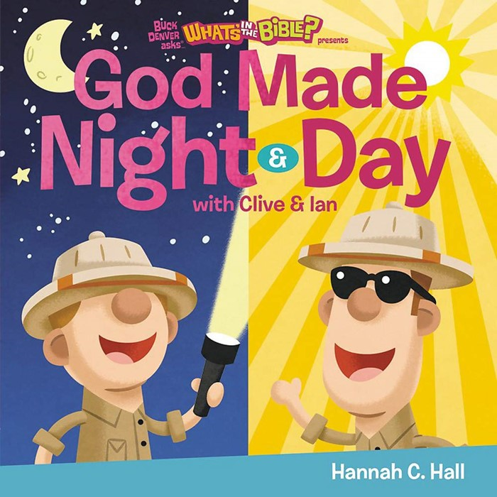 God Made Night and Day (Hard Cover)