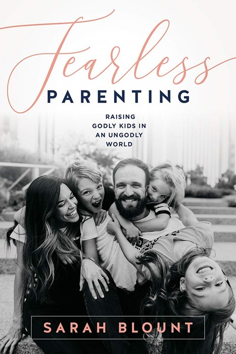 Fearless Parenting (Paperback)
