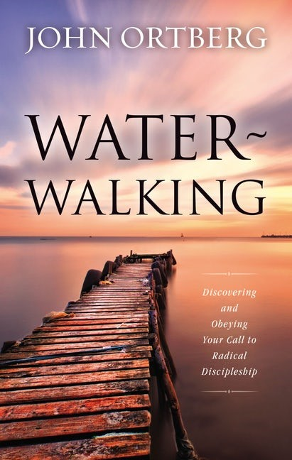 Water-Walking (Hard Cover)