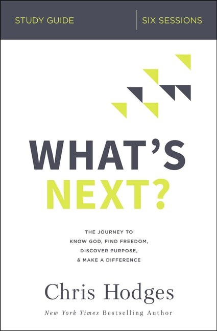 What's Next? Study Guide (Paperback)