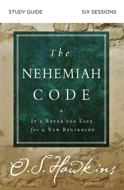 The Nehemiah Code Study Bible (Paperback)