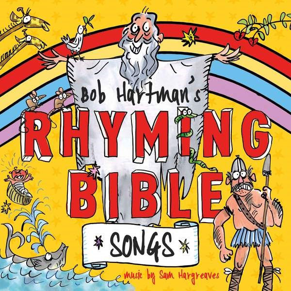 Bob Hartman's Rhyming Bible CD (CD-Audio)