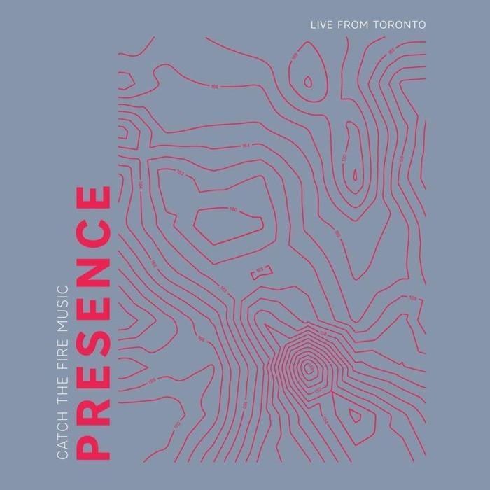 Presence (Live for Toronto) CD (CD-Audio)