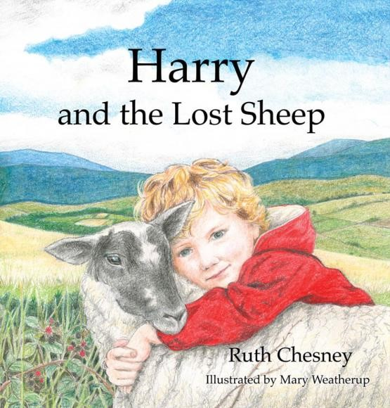 Harry and the Lost Sheep (Hard Cover)