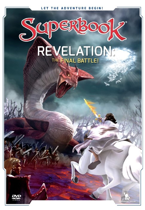 Superbook: Revelation (DVD)