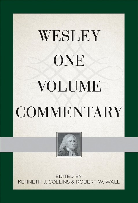 Wesley One Volume Commentary (Hard Cover)