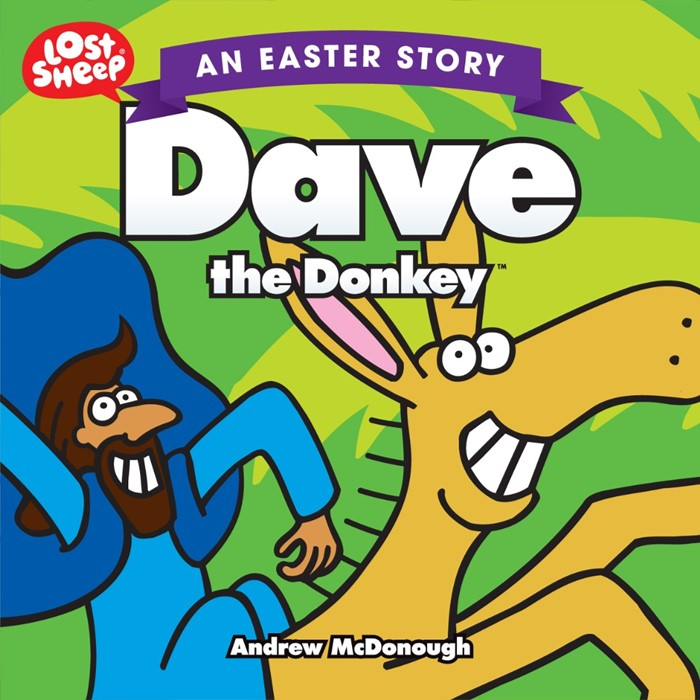 Dave the Donkey (Paperback)