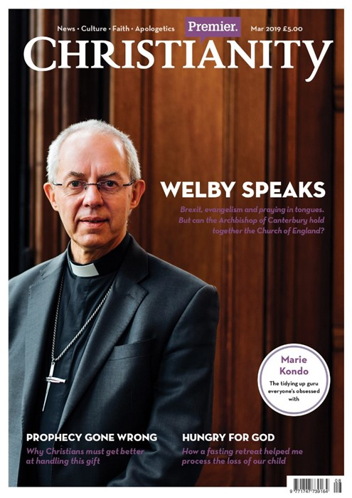 Christianity Magazine March 2019 (Paperback)