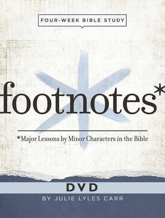 Footnotes - Women's Bible Study Video Content (DVD)