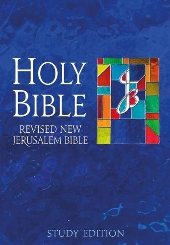 The Revised New Jerusalem Bible: Study Edition (Hard Cover)