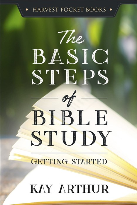 The Basic Steps of Bible Study (Paperback)