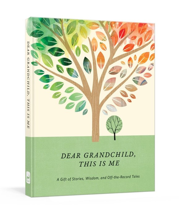 Dear Grandchild, This is Me (Diary)