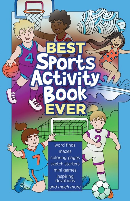 Best Sports Activity Book Ever (Paperback)