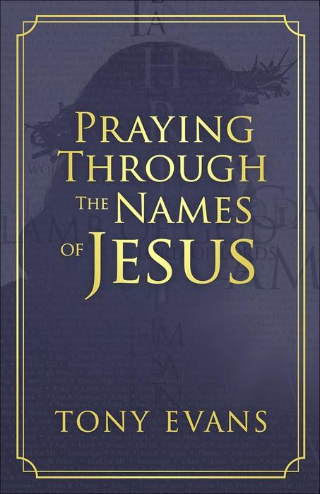 Praying Through the Names of Jesus (Paperback)