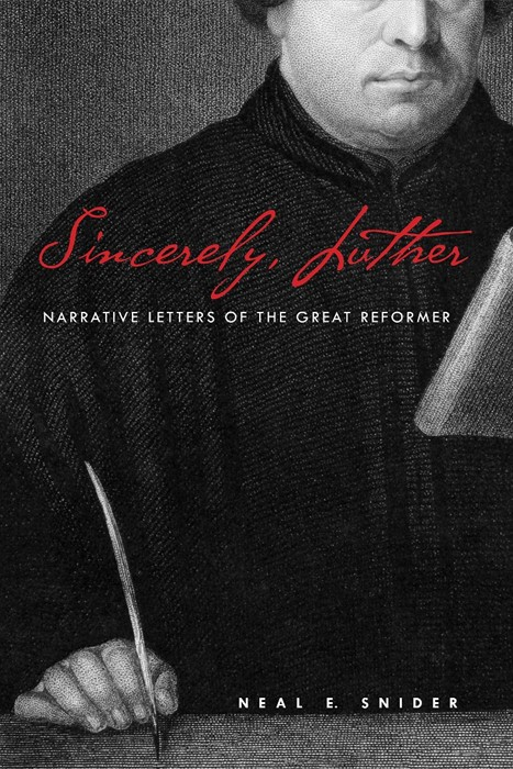 Sincerely, Luther (Paperback)