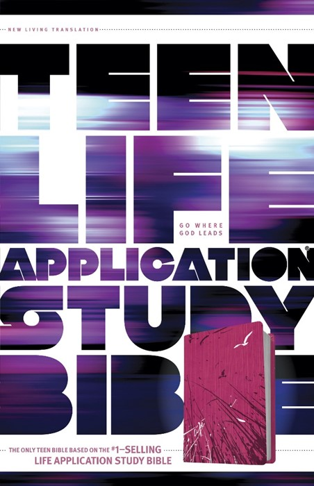 NLT Teen Life Application Study Bible (Imitation Leather)