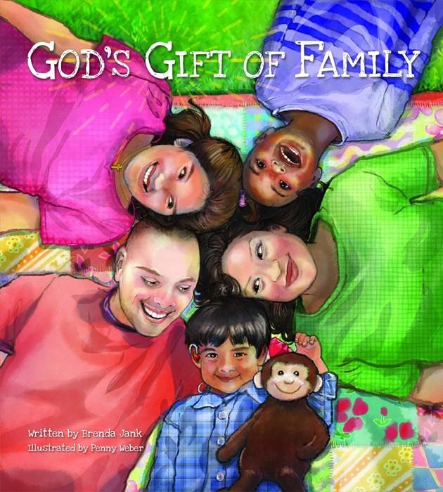 God's Gift of Family (Hard Cover)