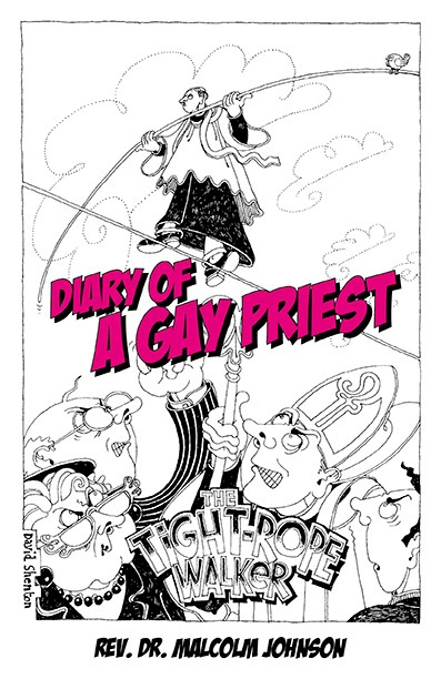 Diary of a Gay Priest (Paperback)