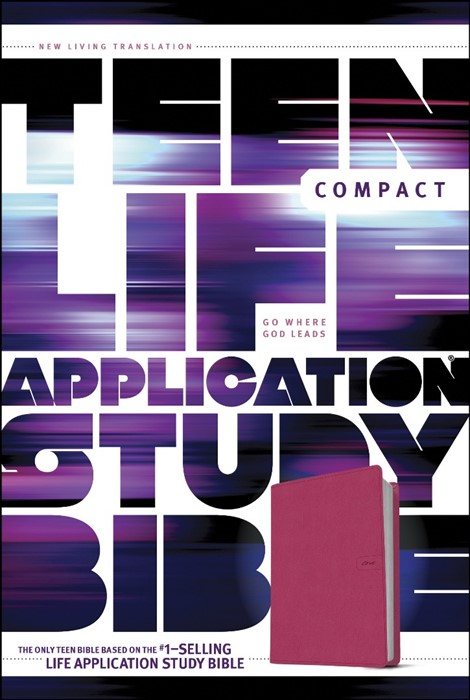 NLT Teen Life Application Study Bible Compact Edition (Imitation Leather)