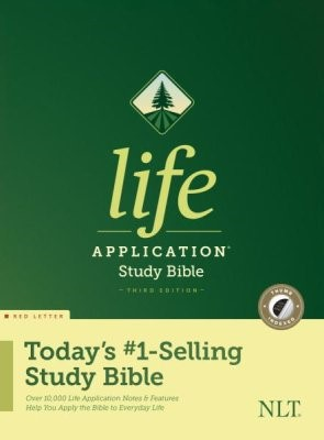 NLT Life Application Study Bible, Third Edition (Hard Cover)