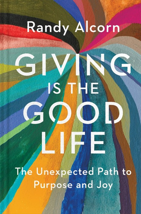 Giving Is the Good Life (Hard Cover)